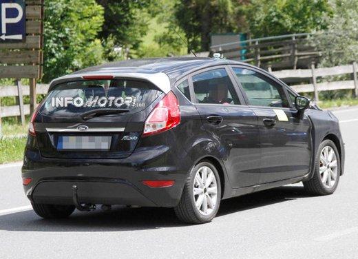 Ford Fiesta 2012, la nuova generazione pronta al debutto - Foto 6 di 24