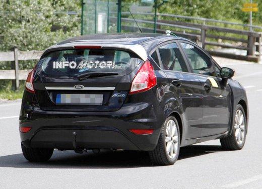 Ford Fiesta 2012, la nuova generazione pronta al debutto - Foto 7 di 24