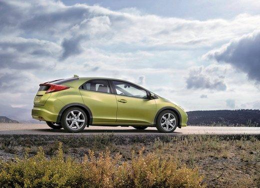 Honda Civic, prestazioni e consumi della gamma a benzina - Foto 3 di 32
