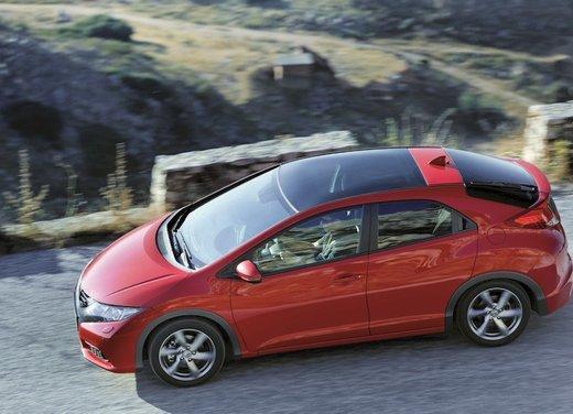 Honda Civic, prestazioni e consumi della gamma a benzina - Foto 18 di 32
