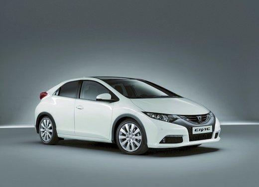 Honda Civic, prestazioni e consumi della gamma a benzina - Foto 20 di 32