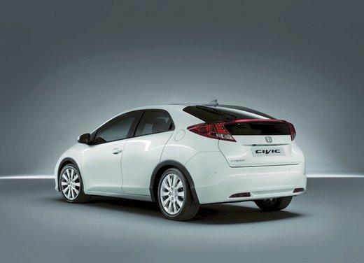 Honda Civic, prestazioni e consumi della gamma a benzina - Foto 21 di 32