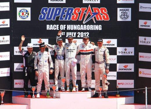 Mercedes-AMG nel Campionato Superstars 2012 - Foto 2 di 16