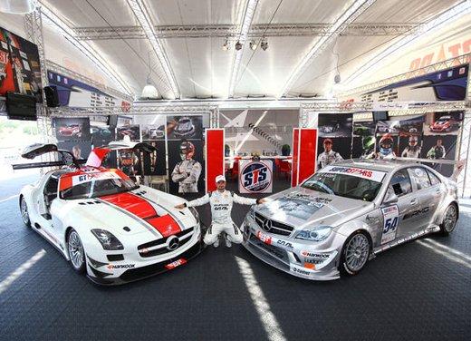 Mercedes-AMG nel Campionato Superstars 2012 - Foto 1 di 16