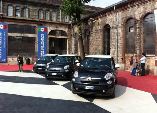Fiat 500L: prezzo di 15.550 euro, motorizzazioni ed allestimenti - Foto 3 di 32
