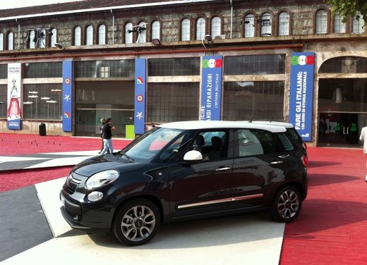 Fiat 500L: prezzo di 15.550 euro, motorizzazioni ed allestimenti - Foto 5 di 32