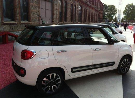 Fiat 500L: prezzo di 15.550 euro, motorizzazioni ed allestimenti - Foto 6 di 32