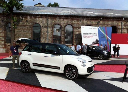 Fiat 500L: prezzo di 15.550 euro, motorizzazioni ed allestimenti - Foto 4 di 32