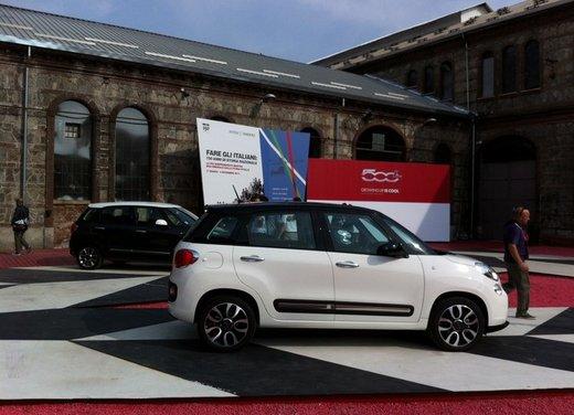 Fiat 500L: prezzo di 15.550 euro, motorizzazioni ed allestimenti - Foto 7 di 32