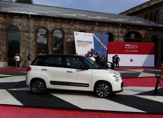 Fiat 500L: prezzo di 15.550 euro, motorizzazioni ed allestimenti - Foto 8 di 32