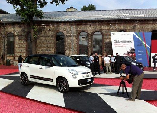 Fiat 500L: prezzo di 15.550 euro, motorizzazioni ed allestimenti - Foto 9 di 32