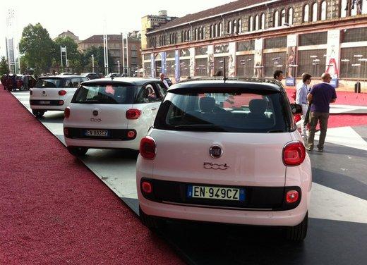 Fiat 500L: prezzo di 15.550 euro, motorizzazioni ed allestimenti - Foto 10 di 32