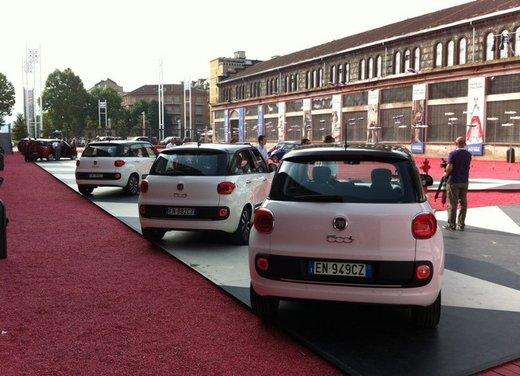 Fiat 500L: prezzo di 15.550 euro, motorizzazioni ed allestimenti - Foto 13 di 32