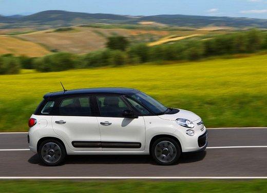 Fiat 500L: prezzo di 15.550 euro, motorizzazioni ed allestimenti - Foto 23 di 32