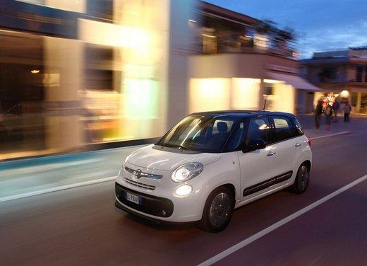 Fiat 500L: prezzo di 15.550 euro, motorizzazioni ed allestimenti - Foto 24 di 32