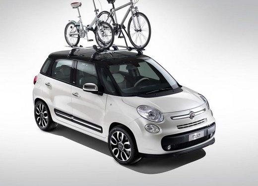Fiat 500L: prezzo di 15.550 euro, motorizzazioni ed allestimenti - Foto 26 di 32