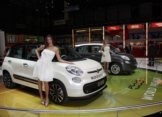 Fiat 500L: prezzo di 15.550 euro, motorizzazioni ed allestimenti - Foto 27 di 32