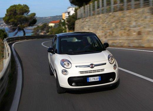 Fiat 500L: prezzo di 15.550 euro, motorizzazioni ed allestimenti - Foto 15 di 32