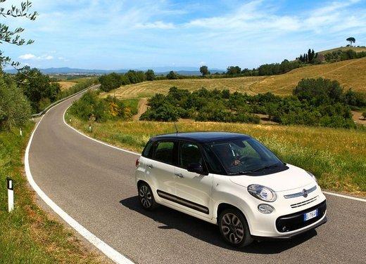 Fiat 500L: prezzo di 15.550 euro, motorizzazioni ed allestimenti - Foto 18 di 32