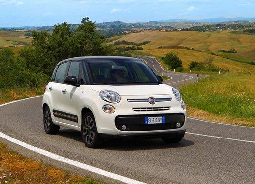 Fiat 500L: prezzo di 15.550 euro, motorizzazioni ed allestimenti - Foto 19 di 32