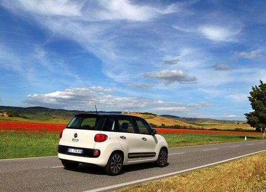 Fiat 500L: prezzo di 15.550 euro, motorizzazioni ed allestimenti - Foto 21 di 32