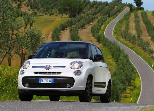 Fiat 500L: prezzo di 15.550 euro, motorizzazioni ed allestimenti - Foto 22 di 32