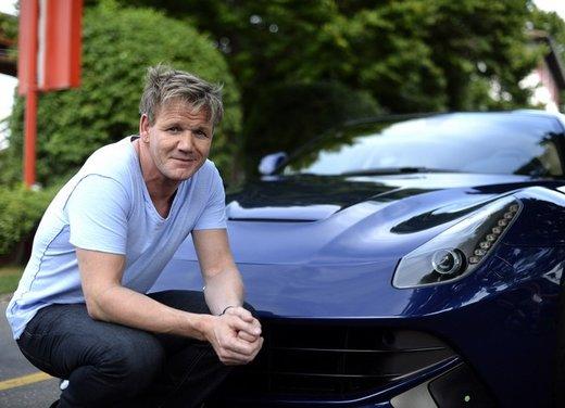 Gordon Ramsay promuove il Ristorante aziendale Ferrari - Foto 5 di 6