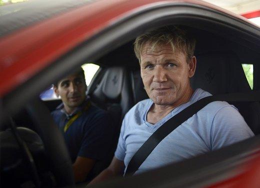 Gordon Ramsay promuove il Ristorante aziendale Ferrari - Foto 6 di 6