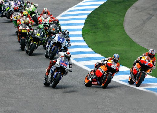 MotoGP orari tv GP Germania 2012 al Sachsenring