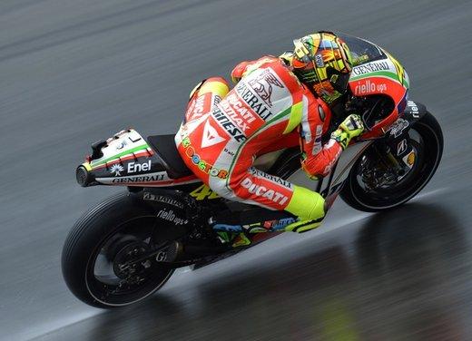 """Valentino Rossi chiede ad Audi una Ducati competitiva: """"I soldi non mi interessano"""""""