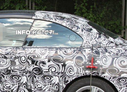 Foto spia della nuova BMW Serie 4 Cabrio - Foto 9 di 20