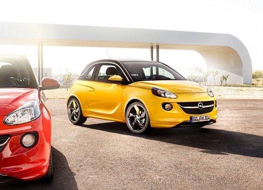 Nuova Opel Adam prezzi e allestimenti - Foto 54 di 63