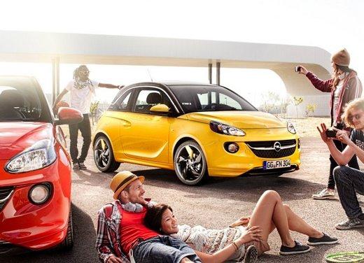 Nuova Opel Adam prezzi e allestimenti - Foto 55 di 63