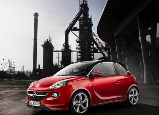 Nuova Opel Adam prezzi e allestimenti - Foto 52 di 63