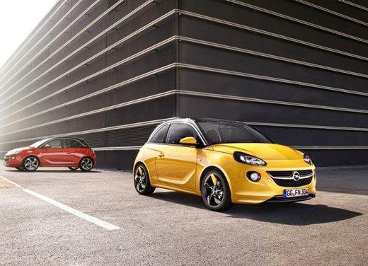 Nuova Opel Adam prezzi e allestimenti - Foto 51 di 63