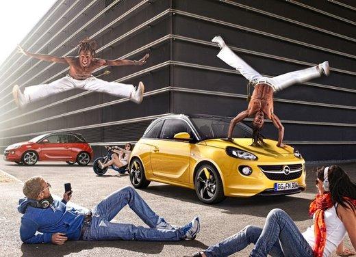 Nuova Opel Adam prezzi e allestimenti - Foto 57 di 63