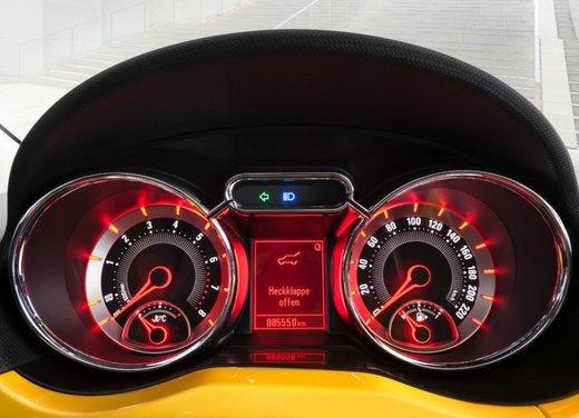 Nuova Opel Adam prezzi e allestimenti - Foto 58 di 63