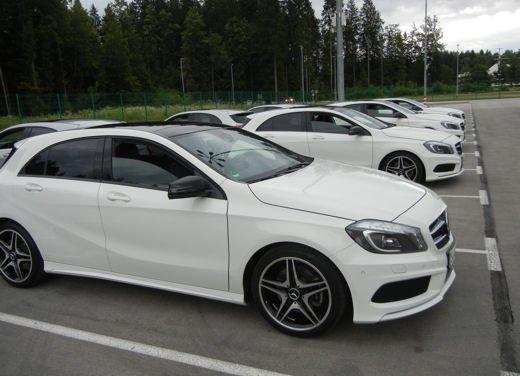 Mercedes-Benz: test drive della nuova Mercedes Classe A - Foto 10 di 20