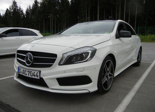 Mercedes-Benz: test drive della nuova Mercedes Classe A - Foto 11 di 20