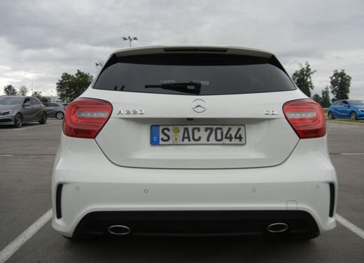 Mercedes-Benz: test drive della nuova Mercedes Classe A - Foto 12 di 20