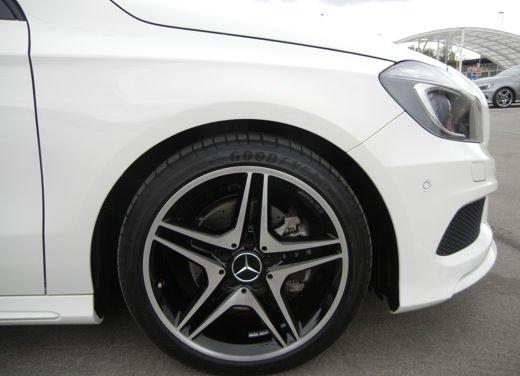 Mercedes-Benz: test drive della nuova Mercedes Classe A - Foto 13 di 20