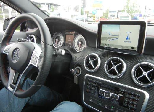 Mercedes-Benz: test drive della nuova Mercedes Classe A - Foto 15 di 20