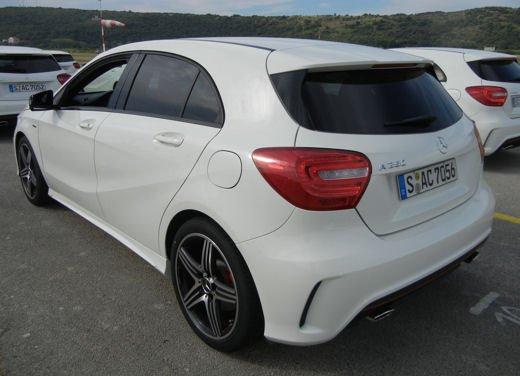 Mercedes-Benz: test drive della nuova Mercedes Classe A - Foto 17 di 20
