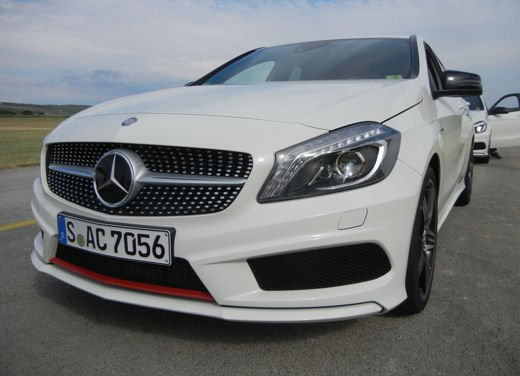 Mercedes-Benz: test drive della nuova Mercedes Classe A - Foto 18 di 20
