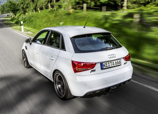 Audi A1 Sportback tuning by ABT Sportsline - Foto 3 di 7