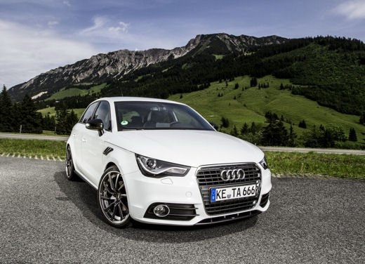 Audi A1 Sportback tuning by ABT Sportsline - Foto 4 di 7