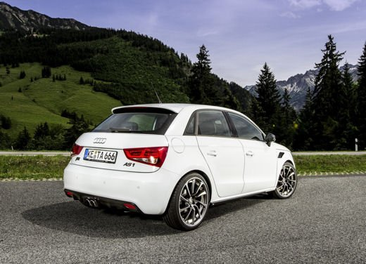Audi A1 Sportback tuning by ABT Sportsline - Foto 5 di 7