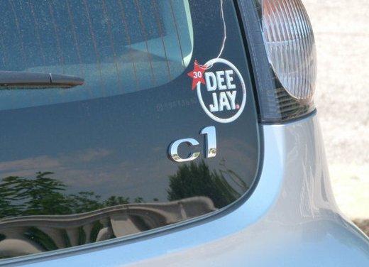 Prova su strada di Citroen C1 Radio DeeJay - Foto 2 di 46