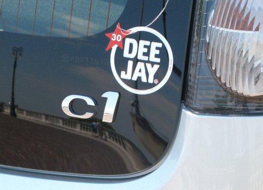 Prova su strada di Citroen C1 Radio DeeJay - Foto 12 di 46