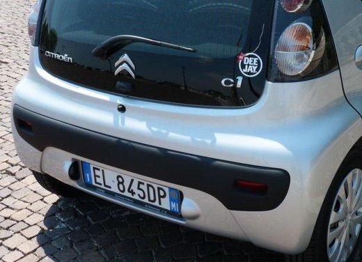 Prova su strada di Citroen C1 Radio DeeJay - Foto 21 di 46
